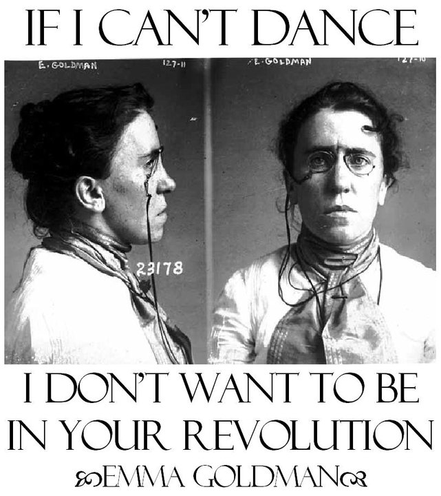 "Funny Can T Dance Meme : ""if i can t dance don want to be part of your"